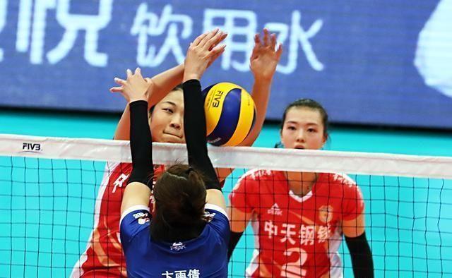 中超女排联赛第11轮,4强争夺关键战,京沪苏辽拼实力!