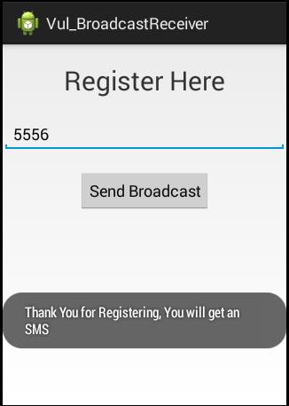 安卓-3-Broadcast Receivers攻防-JE2Se ' Blog
