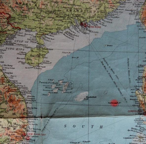 世界各国地图如何标注南海诸岛的归属