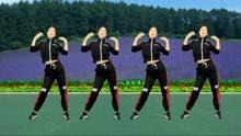 时尚健身舞《我就是炮哥》动感动听,优美舞步,练出大长腿!