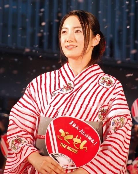 日本票选最适合穿浴衣女星 - 小狗 - 窝
