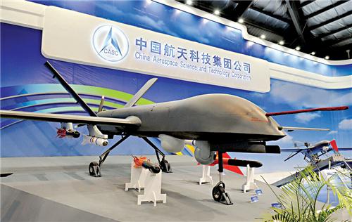 超越美国!中国军工大爆发,无人机出口勇夺世界第一 - 挥斥方遒 - 挥斥方遒的博客
