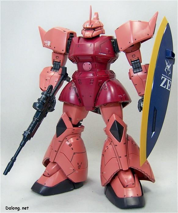 MG99夏亚专用勇士2.0版