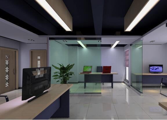 还有些室内设计公司会把这类办公室装修成为套间