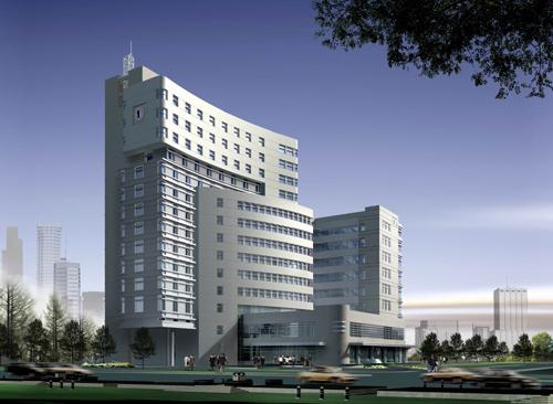 北京大学口腔医院高清图片