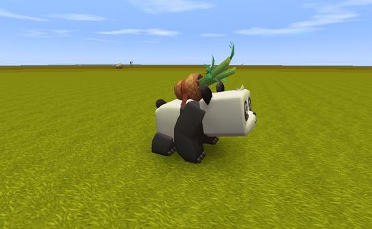 迷你世界熊猫怎么驯服?熊猫驯服方法技巧攻略!