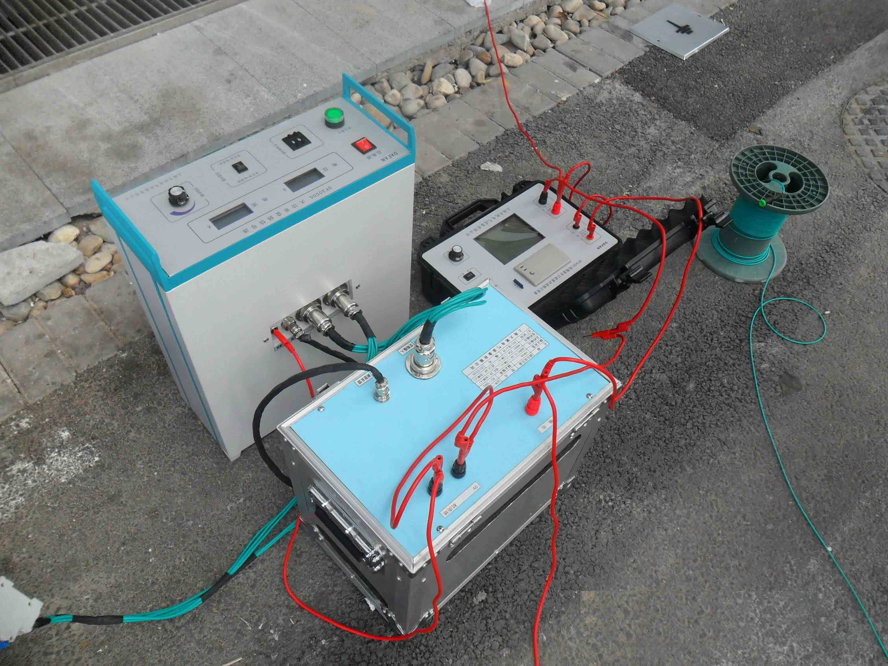 接地电阻测量仪; 大型地网接地电阻测量仪;