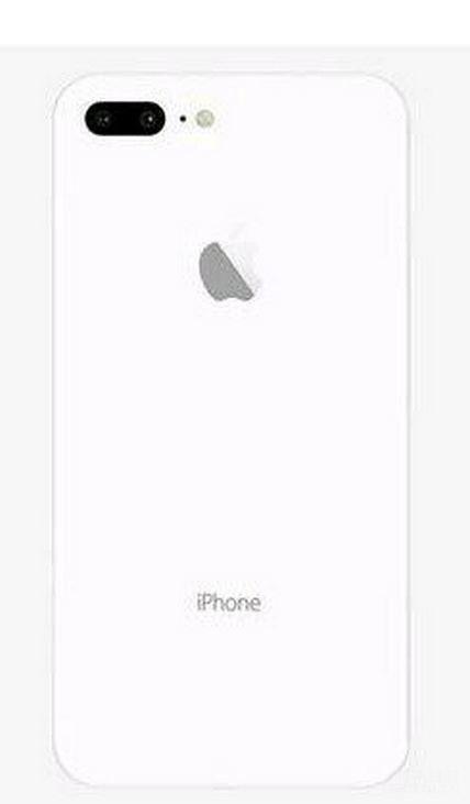 图所谓iPhone 8 5.2寸版的背部谍照