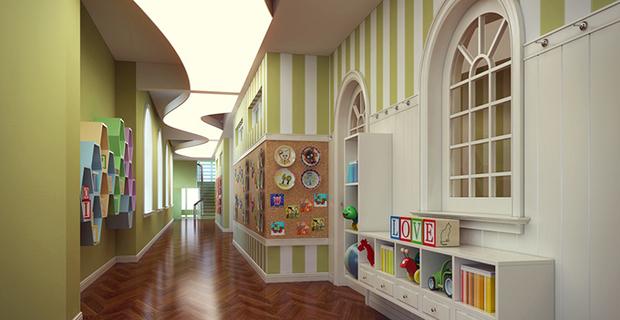 幼儿园装饰画应该怎么设计?