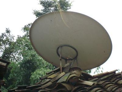 电视卫星接收器