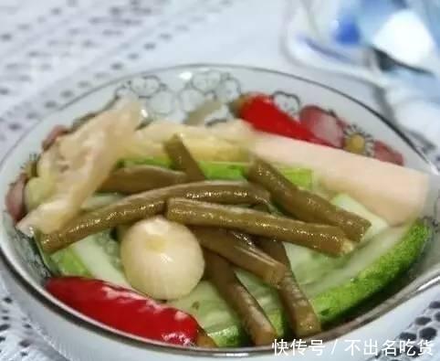 「美食」正宗四川泡菜的制作方法,注意这个细节,酸脆爽口