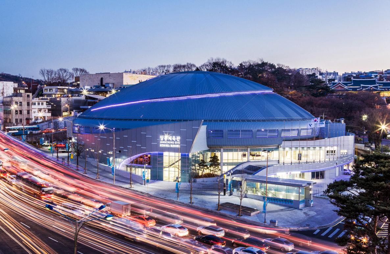 首尔奖忠体育馆