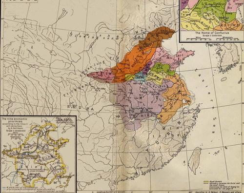 (图)公元前482年地图
