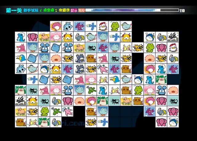 传统的连连看小游戏已出现多年,这些年来连连看非但没有衰落,反而多年积累下玩连连看的人越来越多,慢慢的的连连看已成了小游戏的代表,想起小游戏第一反应就是连连看这样的小游戏。正因为这样简单容易上手的小游戏迎合了现在网友味口,使得这些小游戏不管是在各大小游戏网站还是苹果的APP store里都异常火爆。而且这些小游戏与时具进不断微创新。 连连看3.