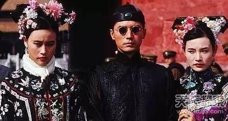 末代皇妃与溥仪闹离婚 照片乍一看吓人 -  - 真光 的博客