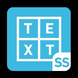 平仓文字 (Squared Text)