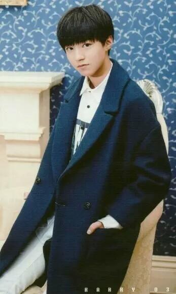 要tfboys王俊凯最帅的照片