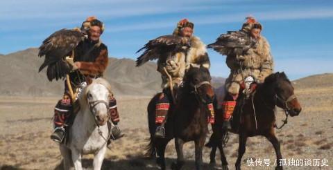 匈奴,突厥,契丹,柔然,女真,鞑靼,看完这些图现在全搞懂了