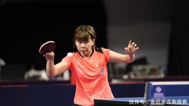 国乒提前锁定单打冠军!女乒小将险胜日本一姐,与何卓佳会师决赛