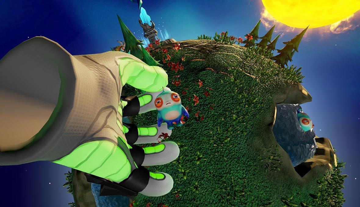 《噢!我好神VR》港台地区推出