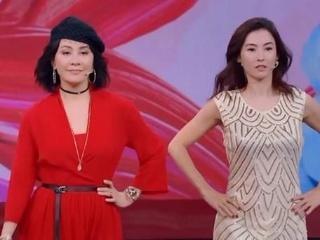 综艺节目PK被刘嘉玲炫耀影帝老公,张柏芝的回应让人拍手叫好!