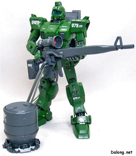 MG92狙击型吉姆