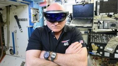 NASA:未来十年内VR与AR设备将成为宇航员的标配
