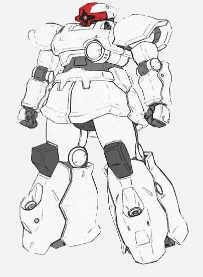 MS-09R4赛可缪型力克大魔