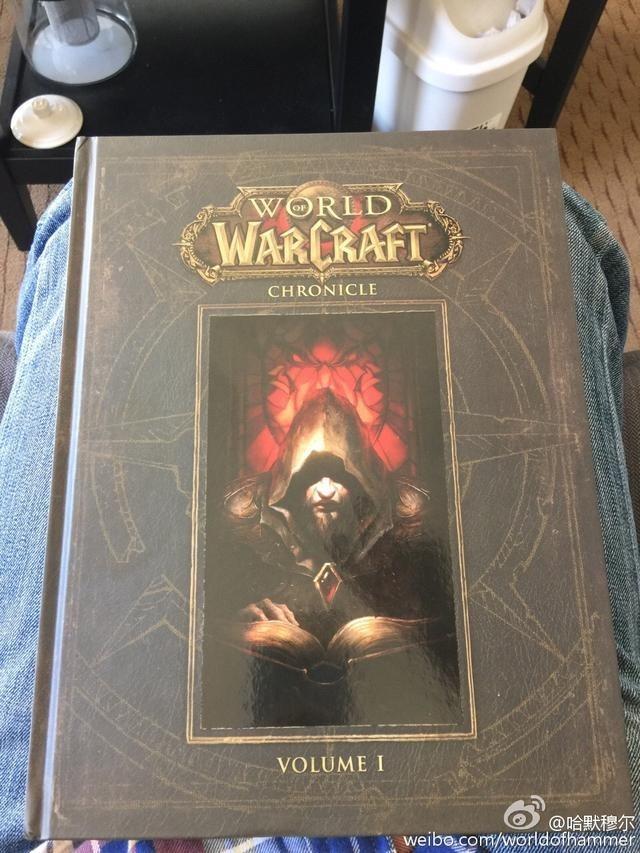 《魔兽世界:编年史》中文版制作完成 发售时间未定