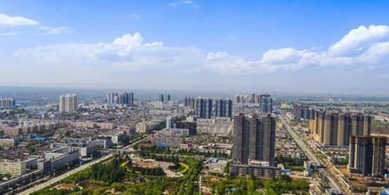 陕西澄城县,黄河流域最古老的县之一,因一眼泉水而得名