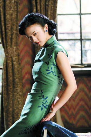 郭晶晶穿上旗袍霍启刚看呆!盘点最适合穿旗袍的十位女星