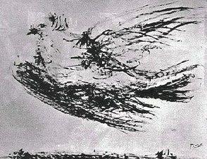 和平鸽高清图片