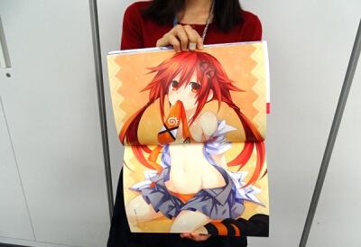 Tsunako现场签名会