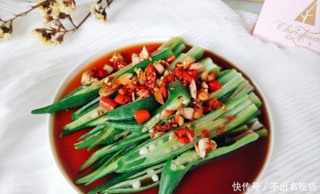 超简单的凉拌小菜,口感爽脆,5分钟就做好,连吃一星期都不腻!