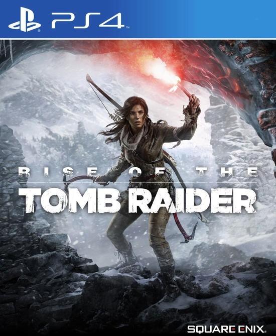 《古墓丽影:崛起》PS4版10月发售
