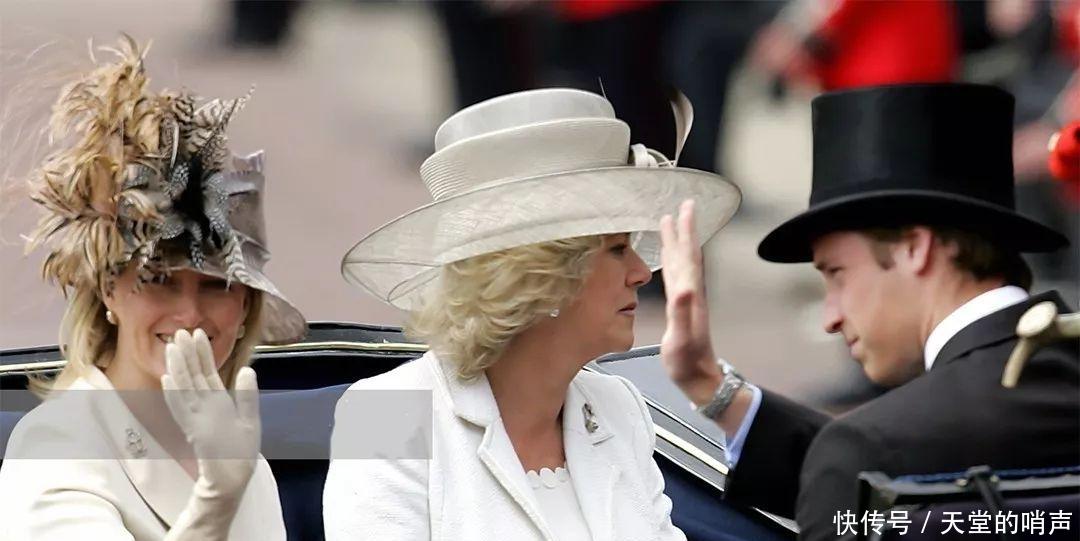 英王室三对妯娌花!一对像演戏,一对运不好,还有一对见面就掐