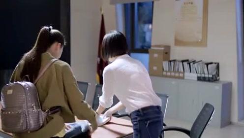 执行利剑:顾小艾劝左琳搬到自己的公寓一起住,她答应了