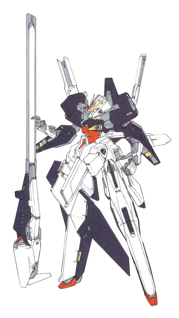 RX-124高达TR-6·海瑟斯雷Ⅱ