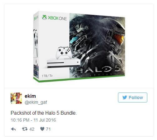 Xbox One S新主机捆绑销售