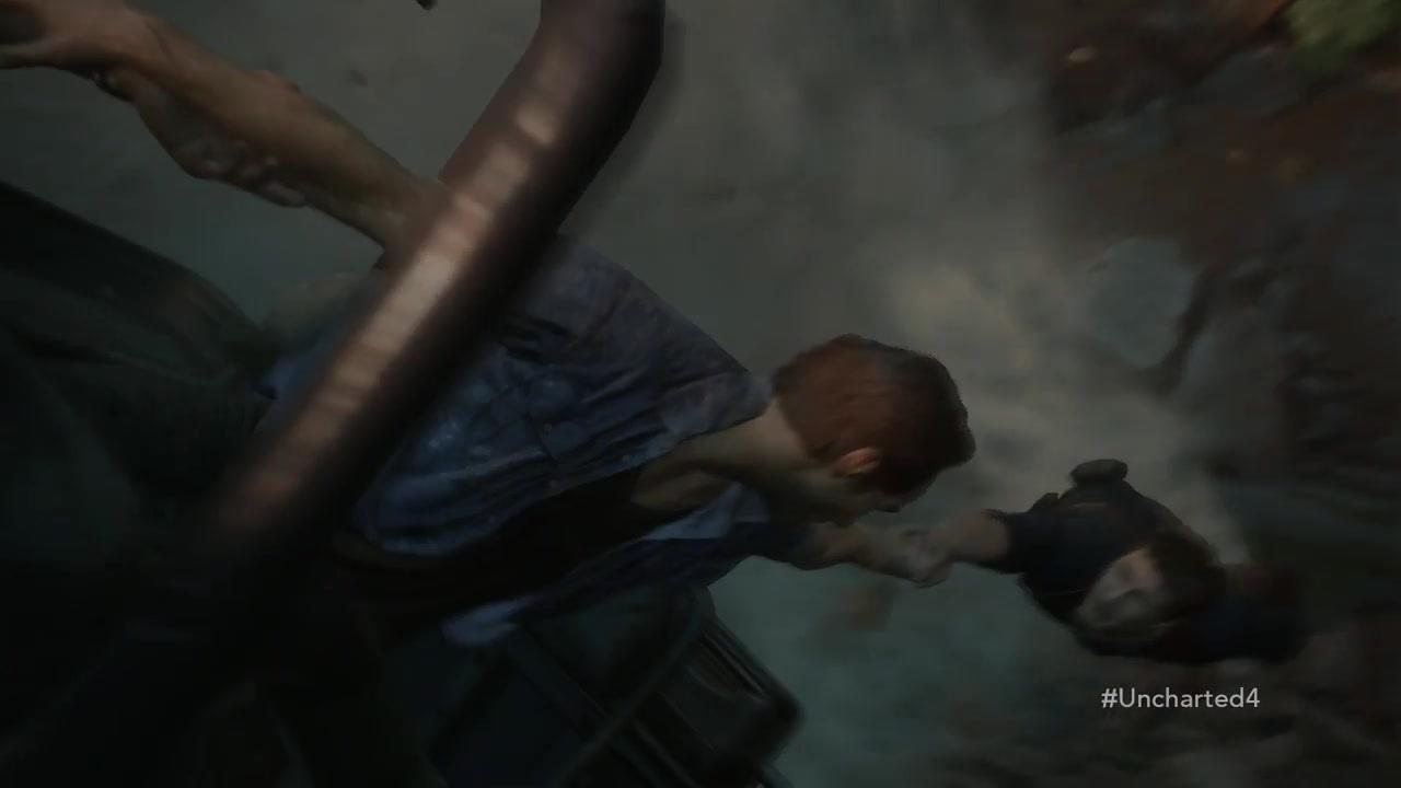《神秘海域4:盗贼末路》细节