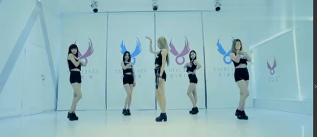 T-Ara+No.9+韩国舞蹈教学+【欲飞爵士舞】什