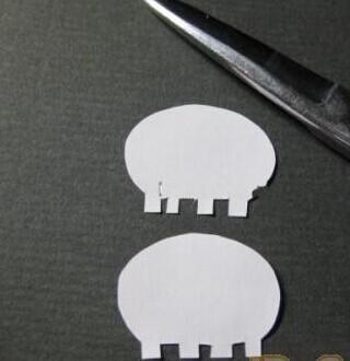 手工书签制作方法