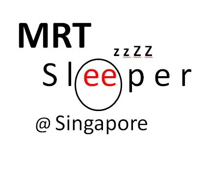 SG MRT Sleeper