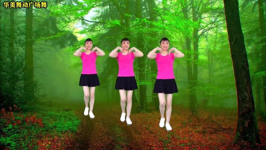 广场舞《意乱情迷》柔柔的歌声真好听,现代舞动作教你怎么跳