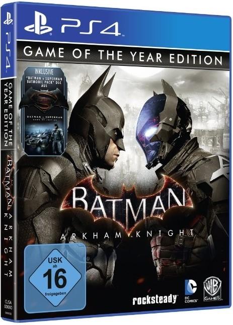 《蝙蝠侠:阿甘骑士》年度版7月首曝