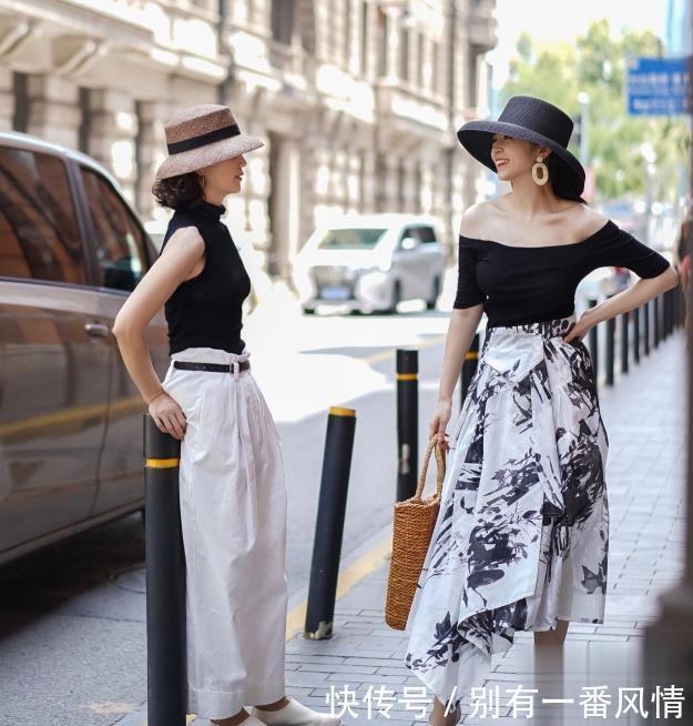 女人到中年,不管胖瘦,学会这3点穿衣技巧,比同龄人更美