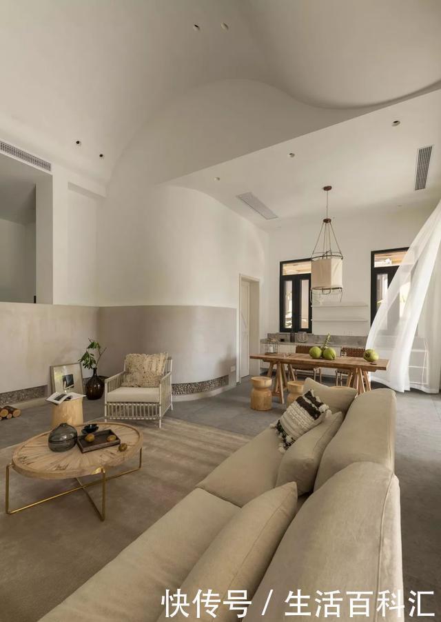家居丨别墅v别墅风别墅,难得的质朴与浪漫庭院设计简欧原木入门图片