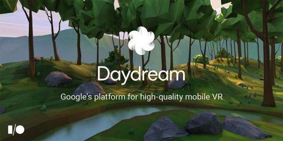 谷歌VR平台