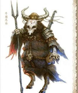 见到牛头马面,反而常见於城隍庙