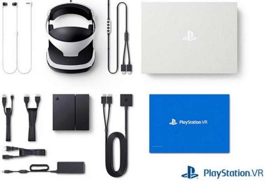 PS VR你准备入坑吗?多方位评测告诉你大法哪里好